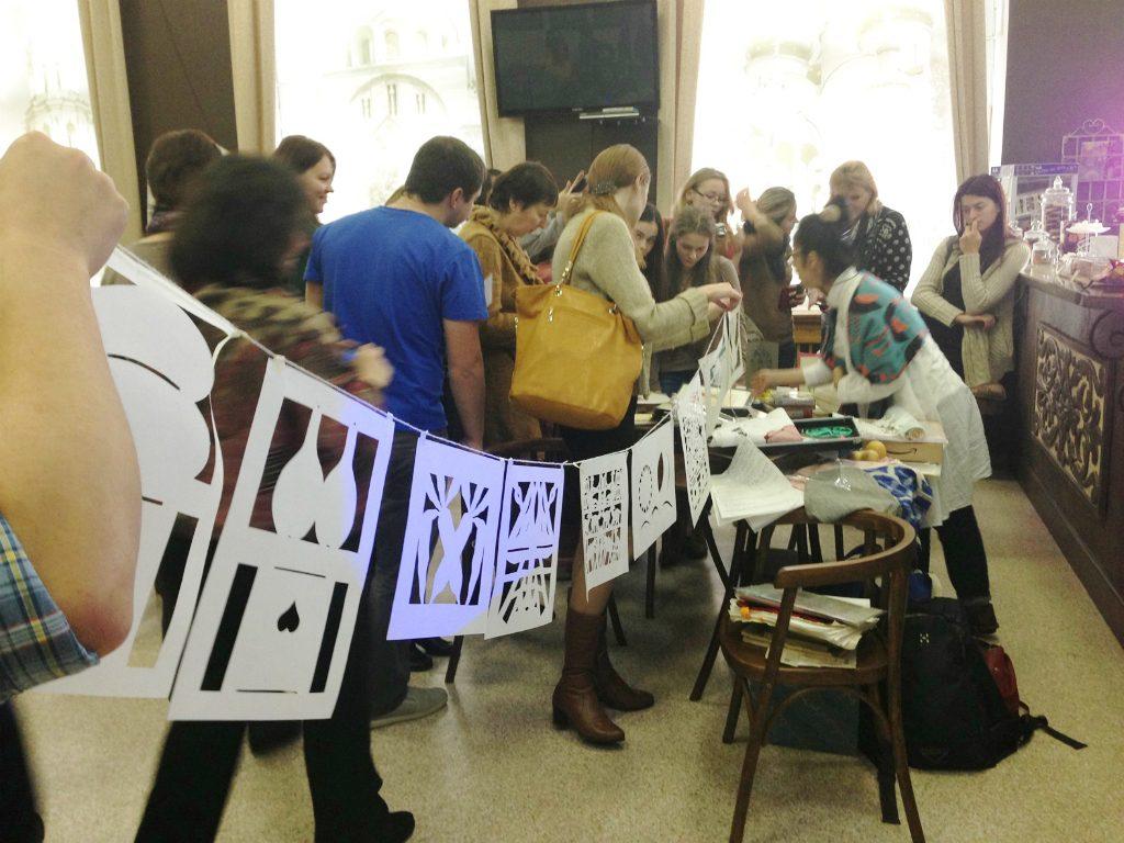 国際交流基金 ベラルーシ派遣報告もんきりワークショップ