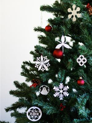 もんきりクリスマスツリー