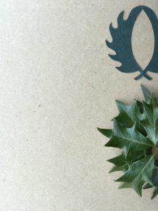 柊の紋切り型